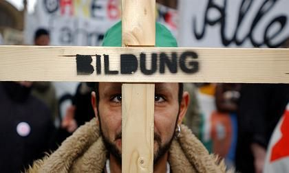 "Protest gegen Gebühren (in Frankfurt): ""Keine Kleinstaaterei"""