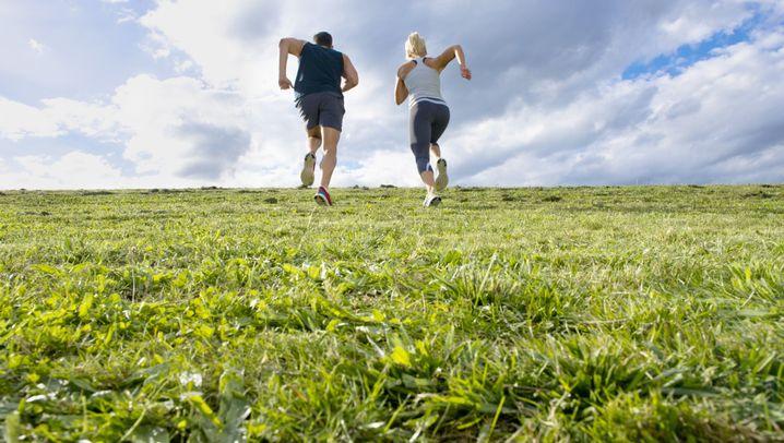 Positive Effekte: Gesunde Psyche durch Laufen, Yoga und Co.