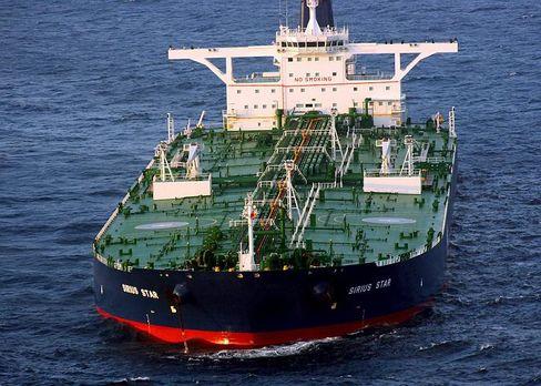 """Entführter Öltanker Sirius Star: """"Die Gefahren sind viel geringer, als man denkt"""""""