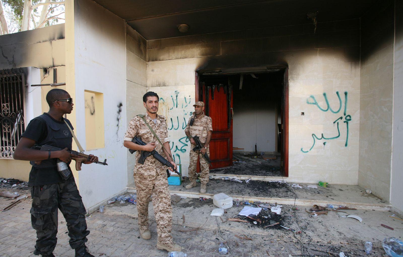 US-Konsulat in Bengasi