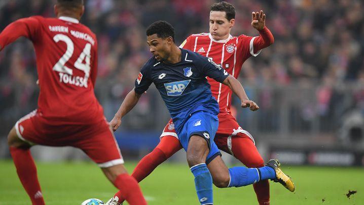 Fußball-Bundesliga: 16 Treffer und ein Traumtor