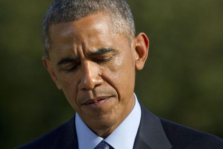 Frustriert und irrelevant: US-Präsident Obama