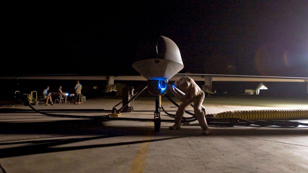 Drohnen: Die unbemannten Killer