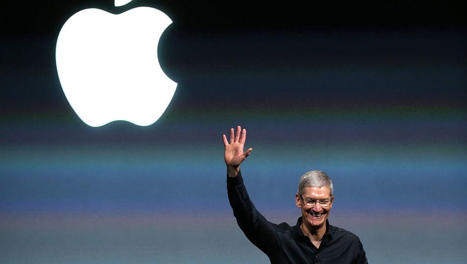 Weltrekord: Apple verkündet höchsten Unternehmensgewinn aller Zeiten