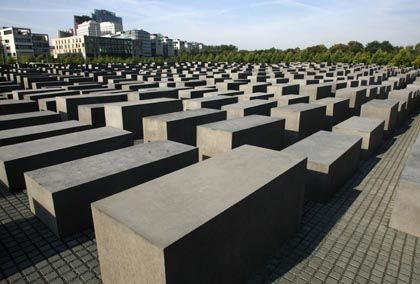Berlin's Holocaust Memorial. Germany has said it is willing to negotiate on the issue of extra pension payments to Holocaust survivors.