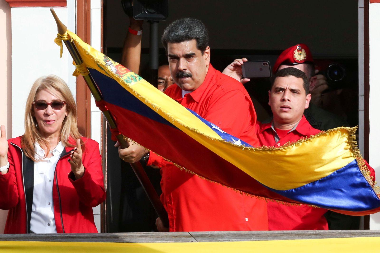 Venezuela/ Nicolas Maduro