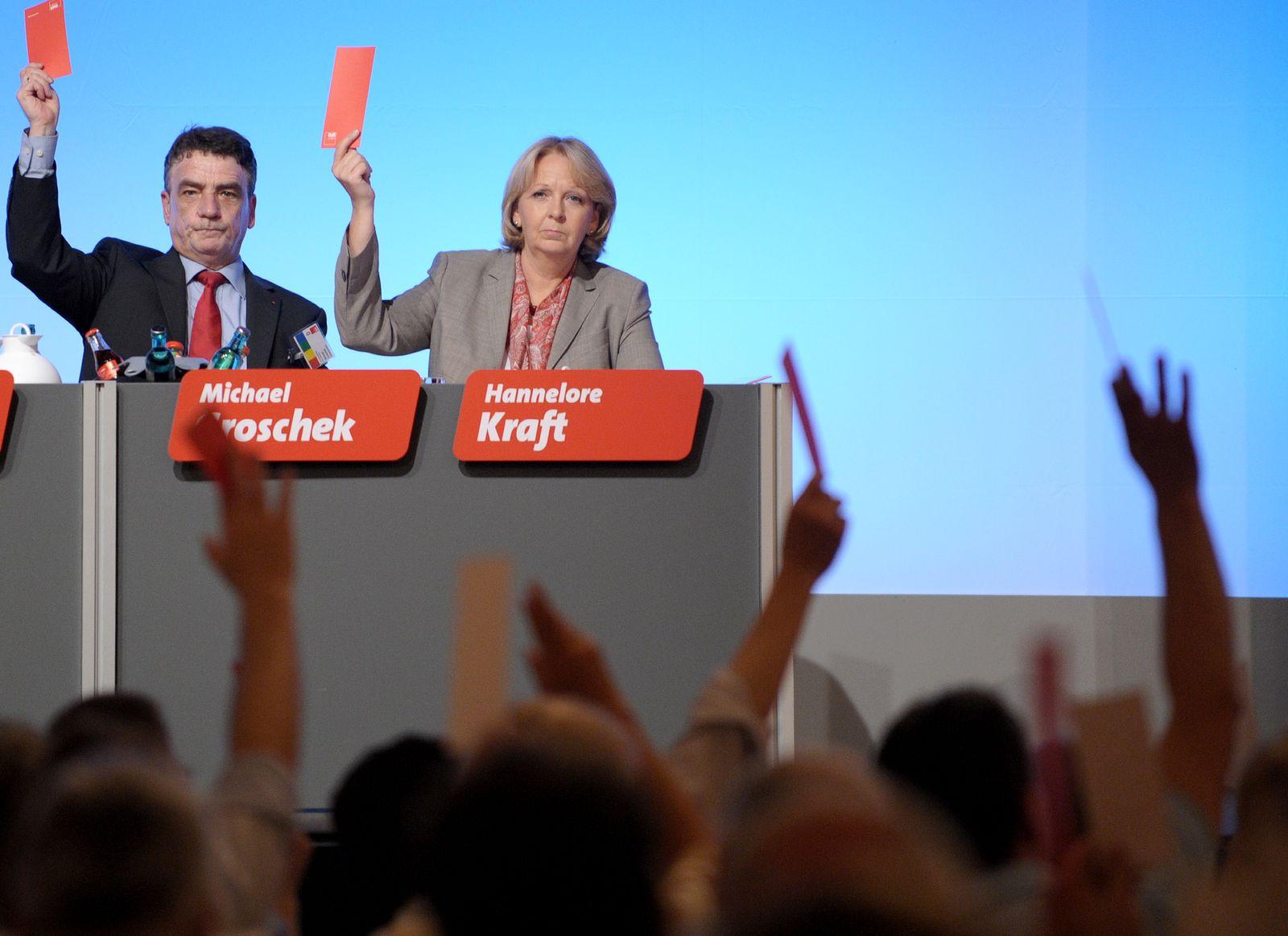 NICHT VERWENDEN NRW-SPD