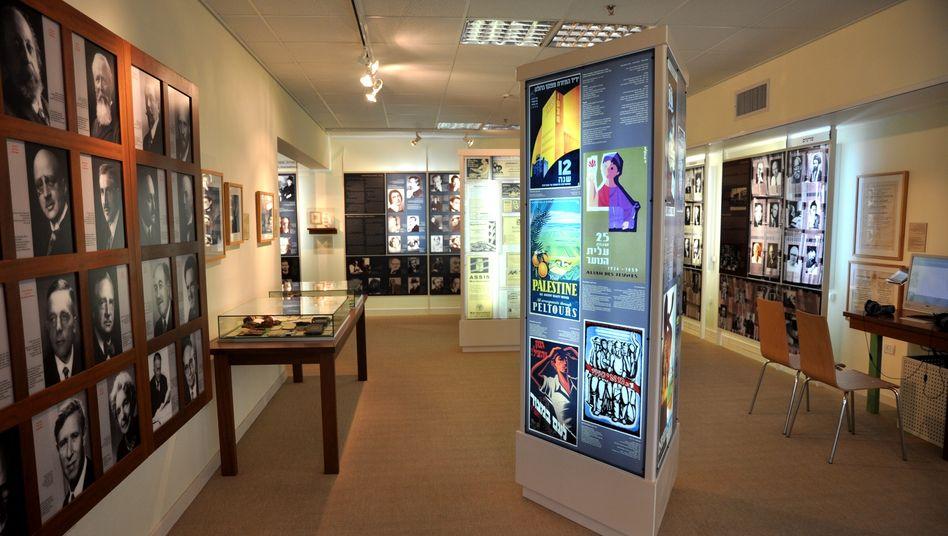 Jeckes-Museum in Tefen: Gut eine Million Objekte umfasst das Archiv