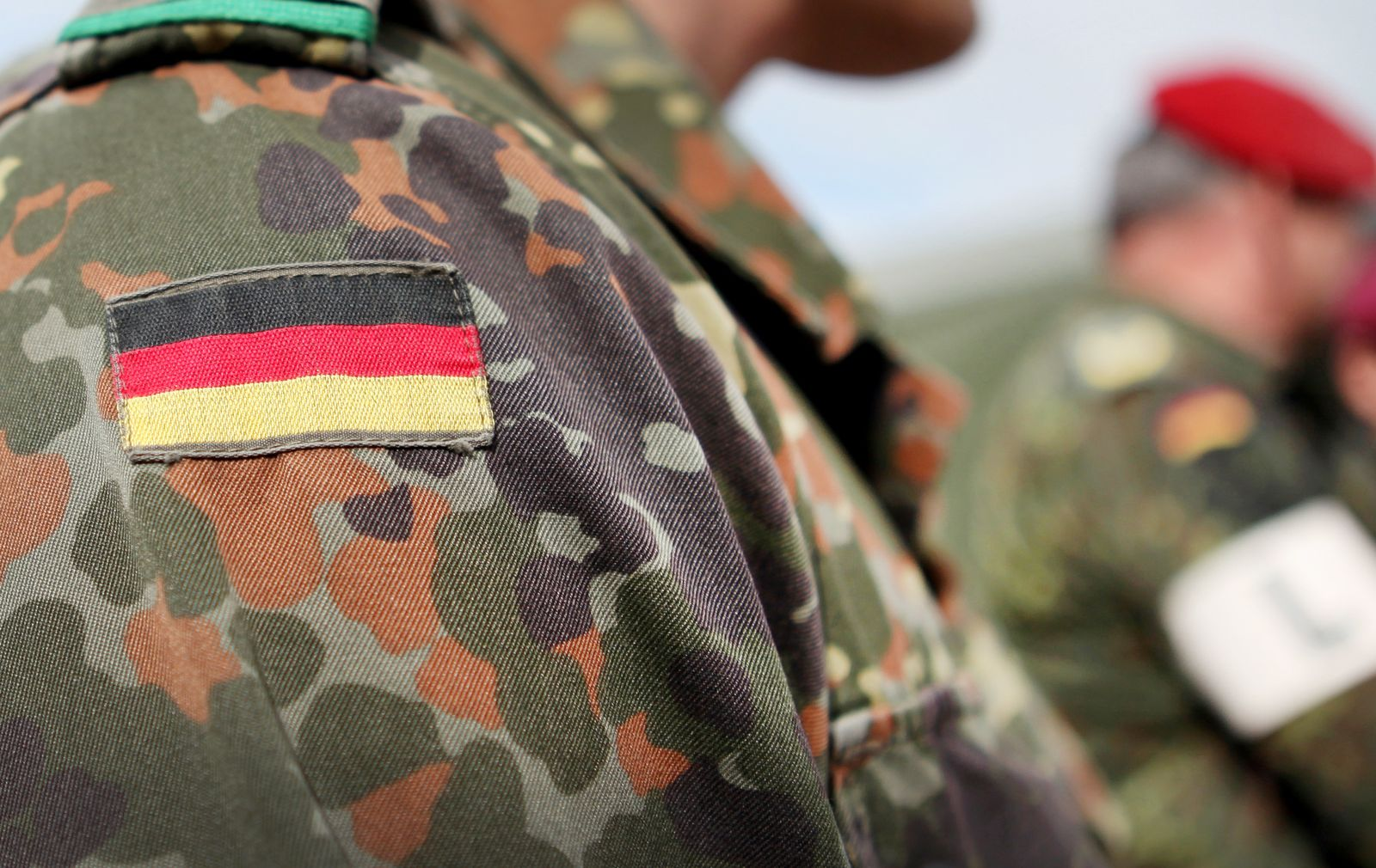 Bundeswehr/ Soldat