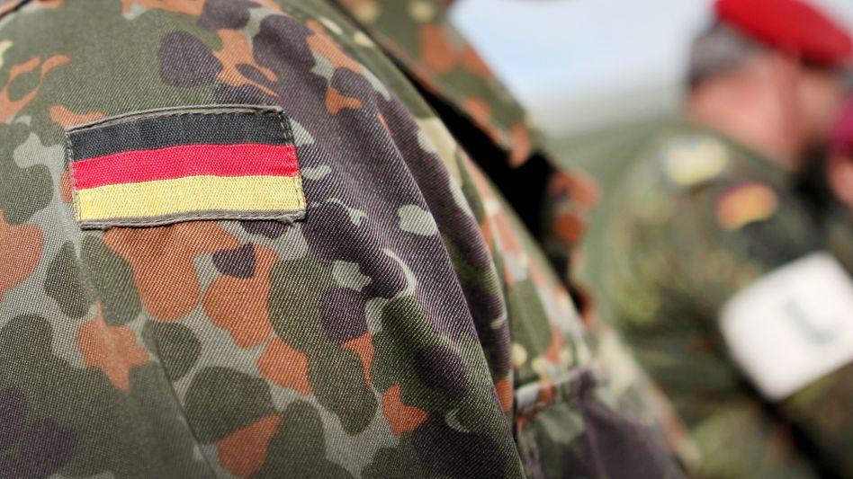 Bundeswehrsoldat