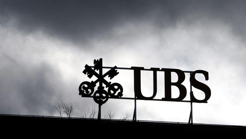 UBS in Zürich: Abzug von Milliarden Franken befürchtet
