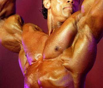 """Bodybuilder: """"Wenn man im Winter Anabolika nimmt, sieht es ja niemand"""""""