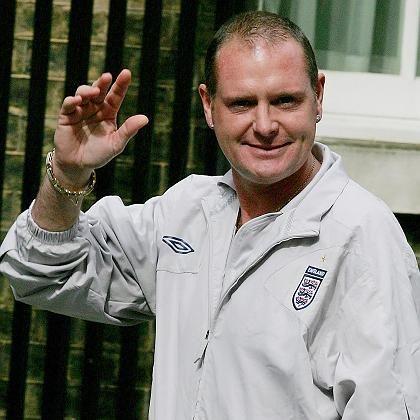 """Ex-Fußballer Gascoigne: """"In einem verstörten Zustand"""""""