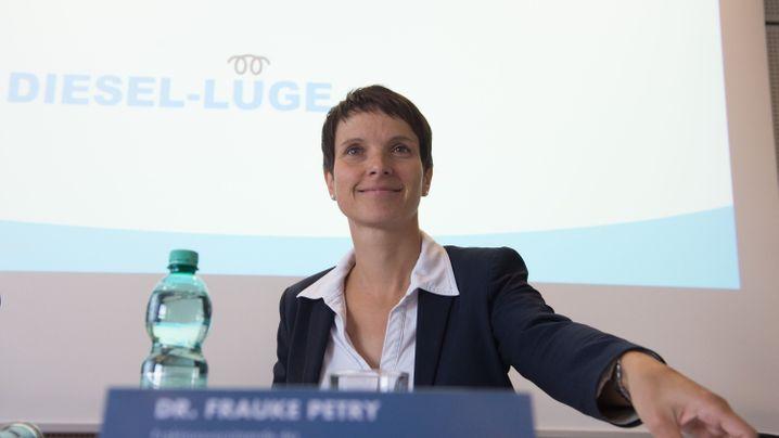 AfD: Kandidaten für den Bundestag