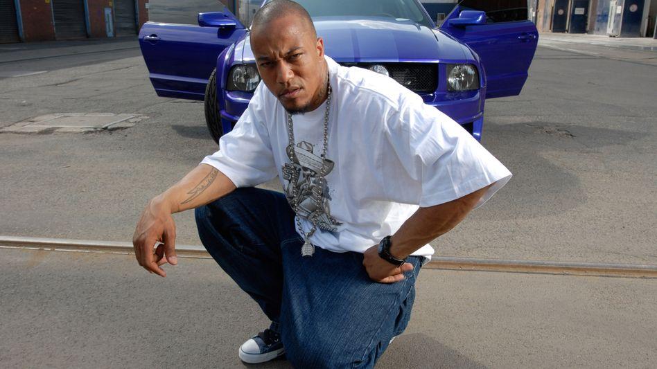 Deso Dogg (in Berlin, Aufnahme vom Juni 2005)