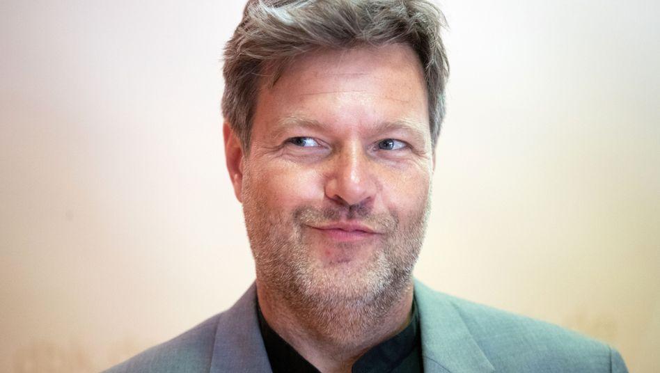 Robert Habeck: Perspektive auf den Kanzlerposten