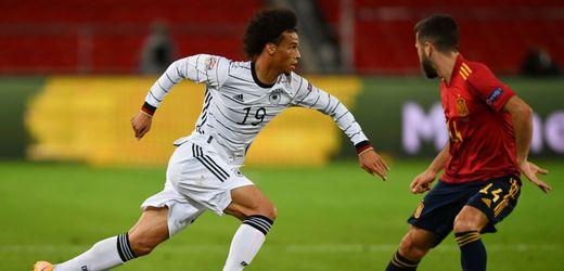 Nations League: DFB-Elf in der Einzelkritik gegen Spanien