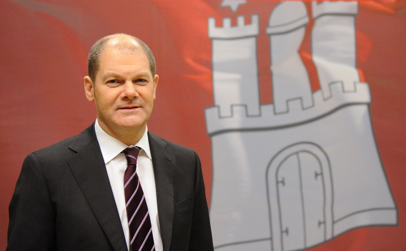 HH Wahlen / Olaf Scholz