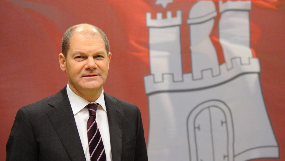 Olaf Scholz: Beste Werte vor der Wahl