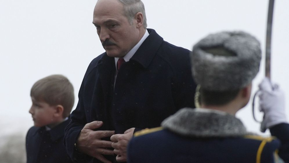 Photo Gallery: A Belarusian Despot
