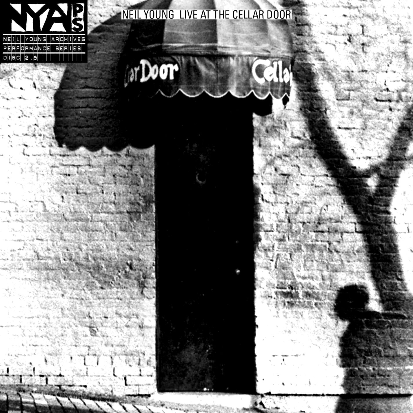 AbgehoÌrt/ Neil Young: Live At The Cellar Door COVER
