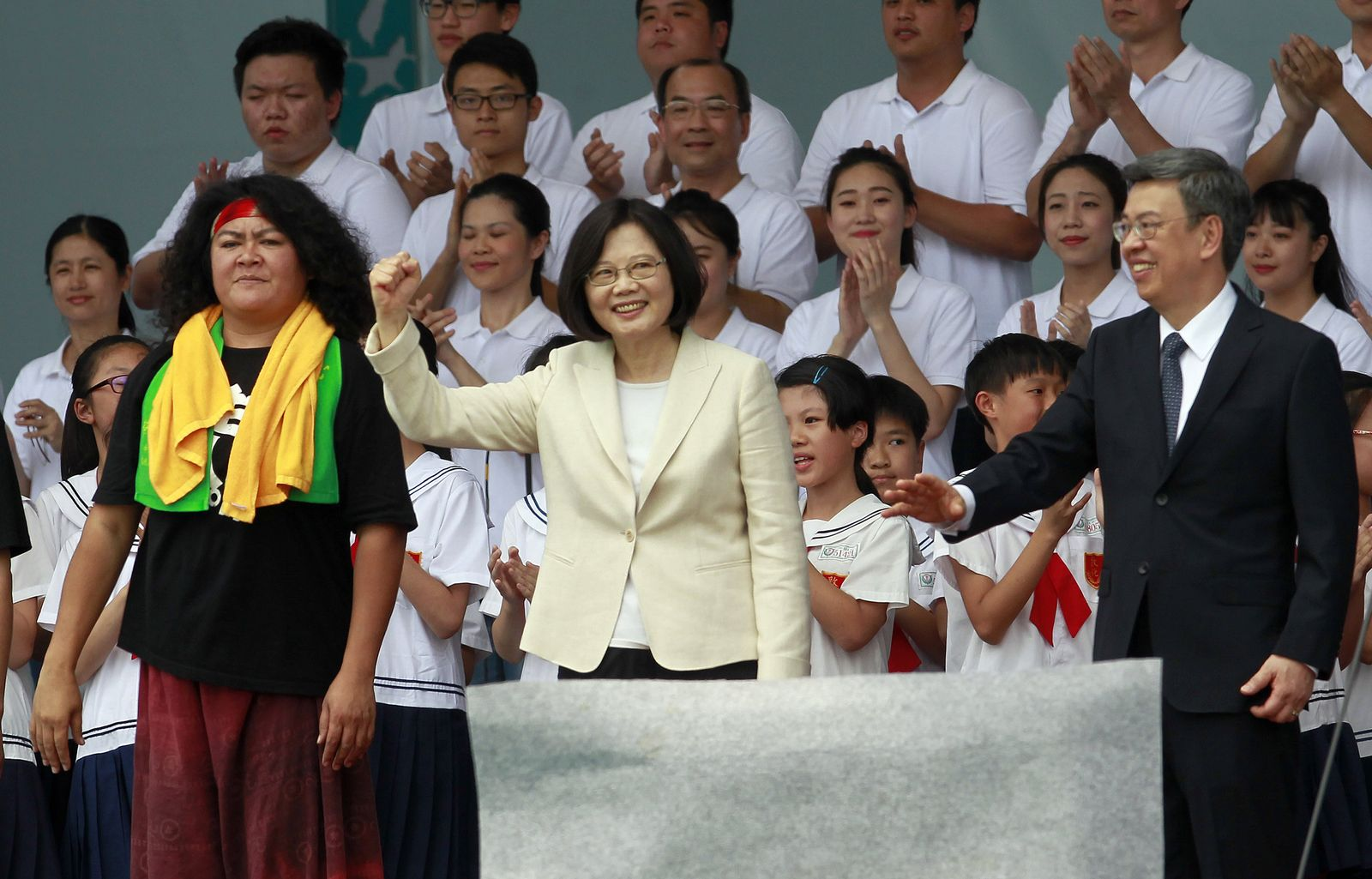 Taiwan / Tsai Ing-wen