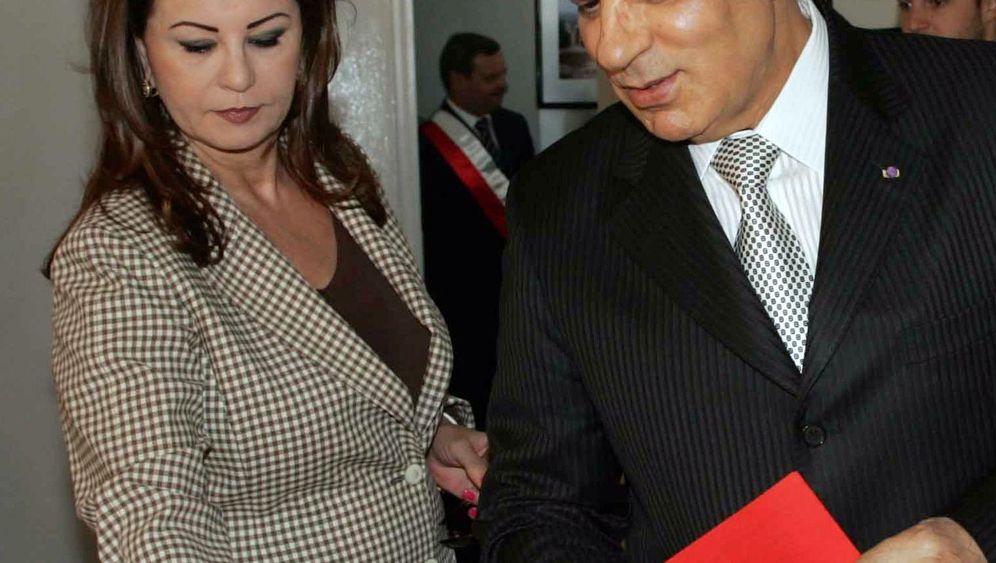 Ex-Präsident Ben Ali und seine Frau: Tunesiens raffgieriges Paar