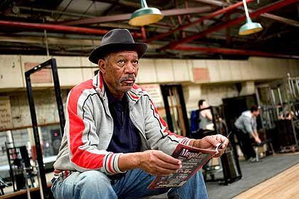 Darsteller Freeman: In Würde überleben