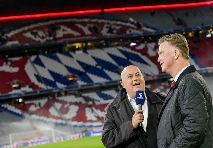 Louis van Gaal im Interview