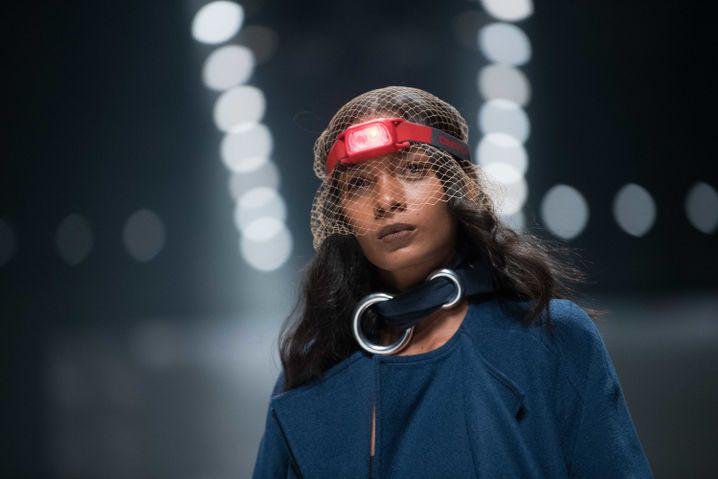 Bei der Neonyt-Modenschau ging es nicht um einen Designer, sondern um ein Thema: umweltschonende Mode
