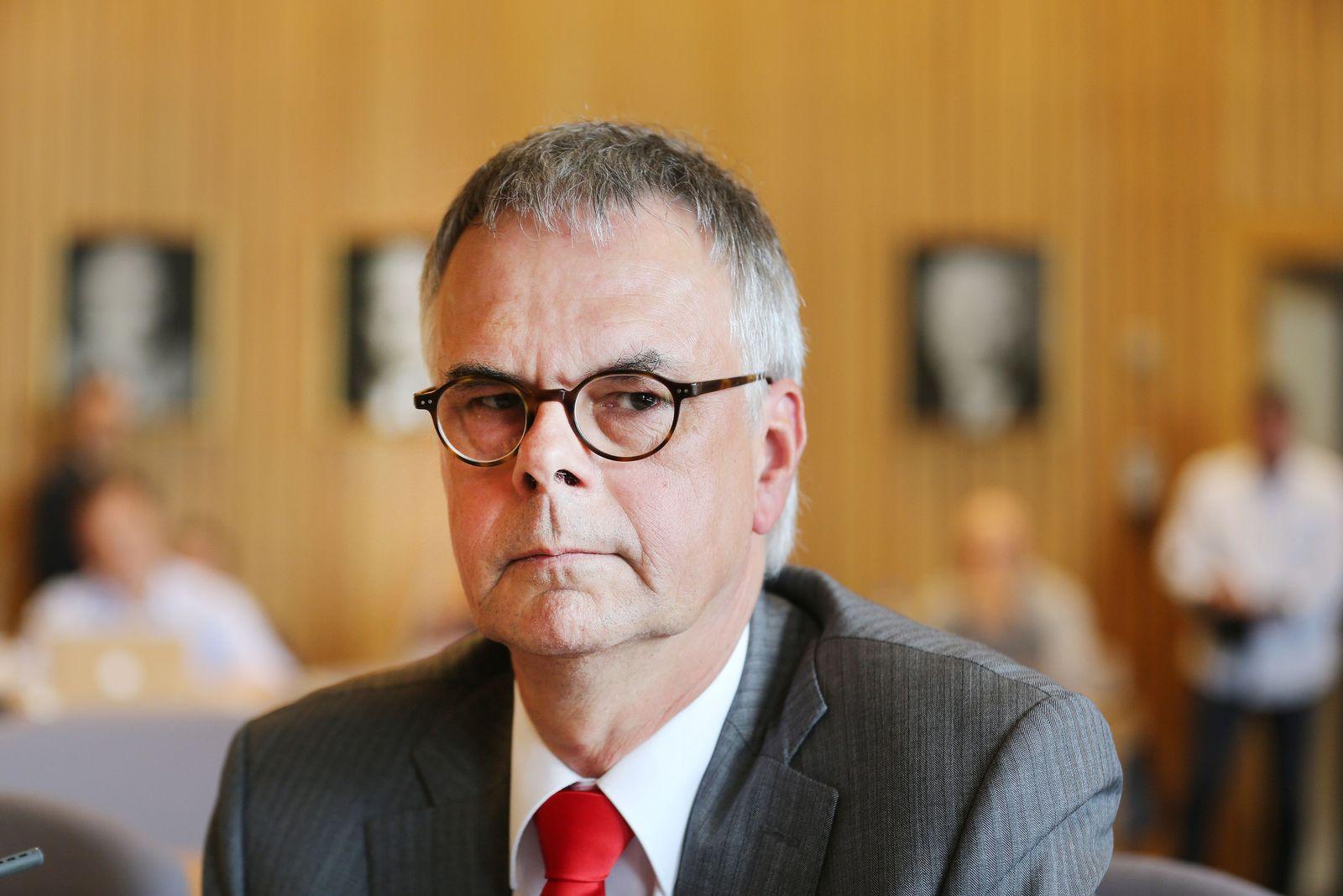 Untersuchungsausschuss zur Silvesternacht - Wolfgang Albers