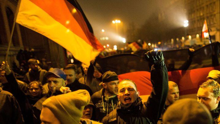 Pegida-Demos: Frustbürger ohne Ziel