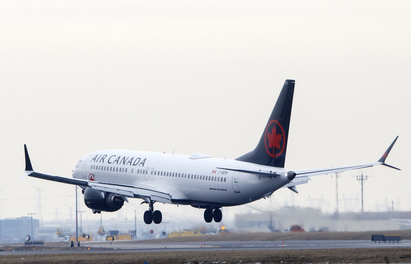Canada Joins Over 40 Countries Grounding Boeing 737 MAX 8 Jets