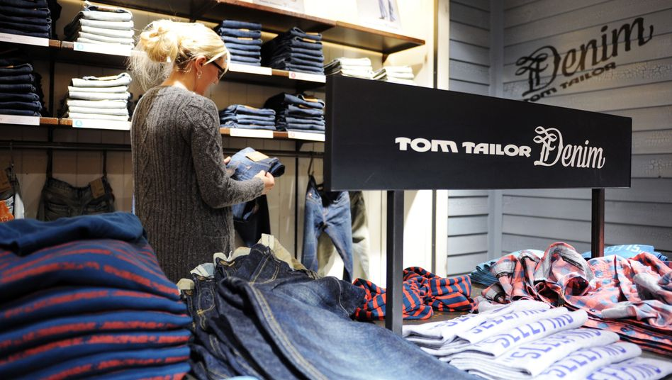 Firmenzentrale von Tom Tailor in Hamburg