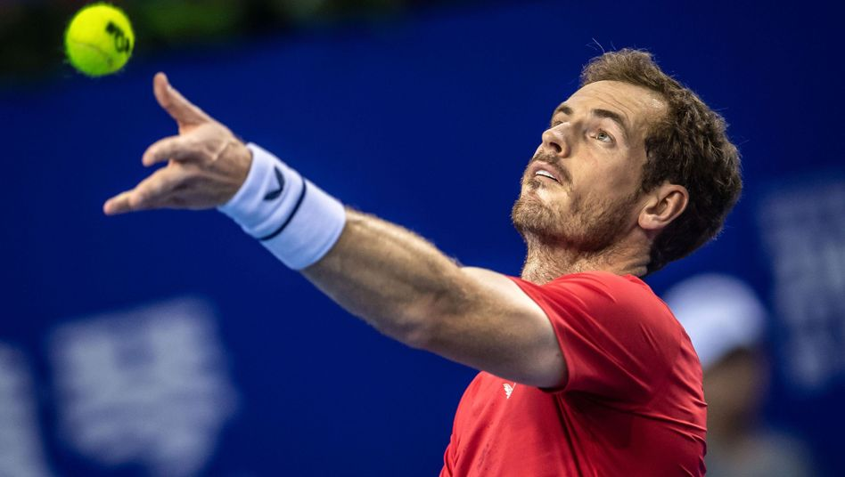 """Andy Murray: """"Die Frage ist, ob ich körperlich wieder an der Weltspitze wettbewerbsfähig bin"""""""