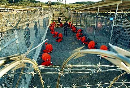 Berüchtigt: Das Gefangenenlager Guantanamo Bay