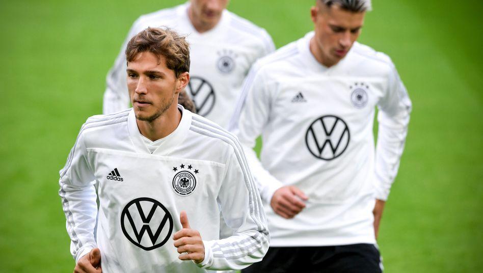Niklas Stark ist bei Hertha BSC zum Leistungsträger und Nationalspieler gewachsen