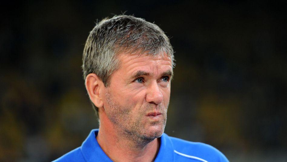 Ex-Bochum-Trainer Funkel: Aus nach sieben Spieltagen