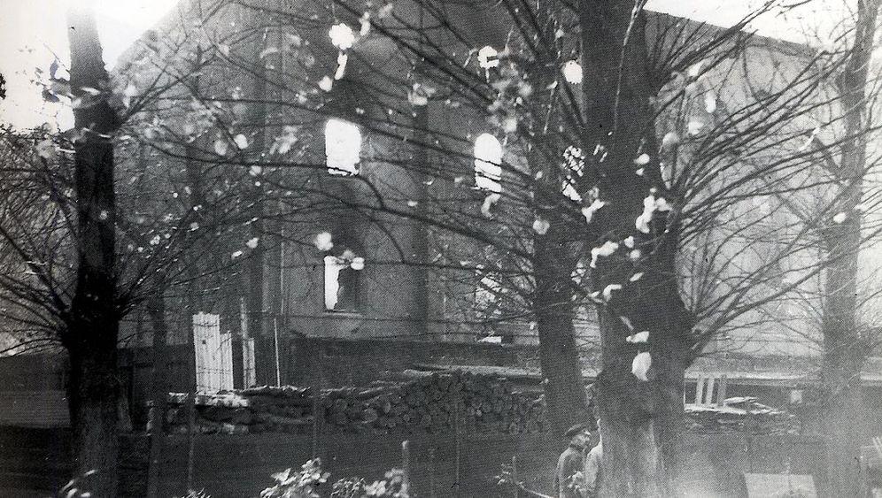 Pogromnacht 1938: Worte wie Feuer