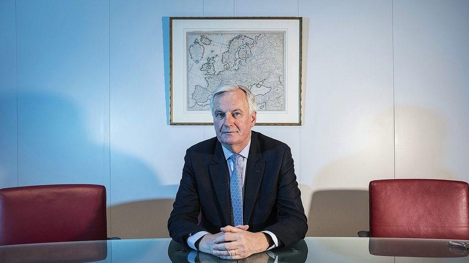 EU-Chefunterhändler: Michel Barnier