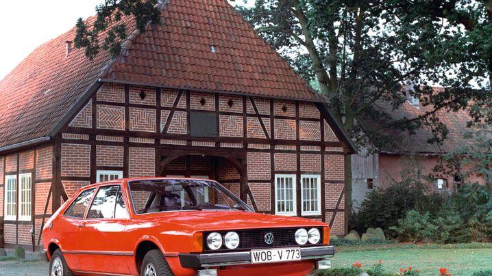 Günstige Oldtimer VW Scirocco: Wer rast, der rostet