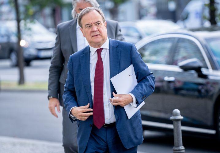 CDU-Chef Laschet: »Diese Luftbrücke darf sich nicht nur beziehen auf Ortskräfte, nicht nur auf deutsche Staatsangehörige, die noch in Afghanistan sind«