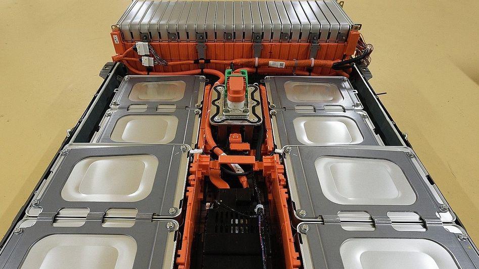 Elektrofahrzeug-Batteriepaket: Wertvolle Rohstoffe gehen verloren