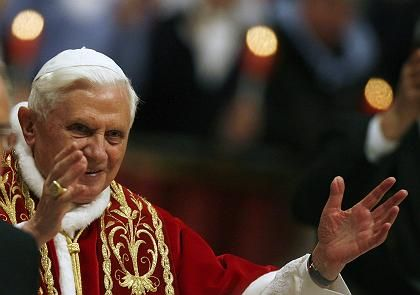 Papst Benedikt XVI.: Kreationisten unerwünscht