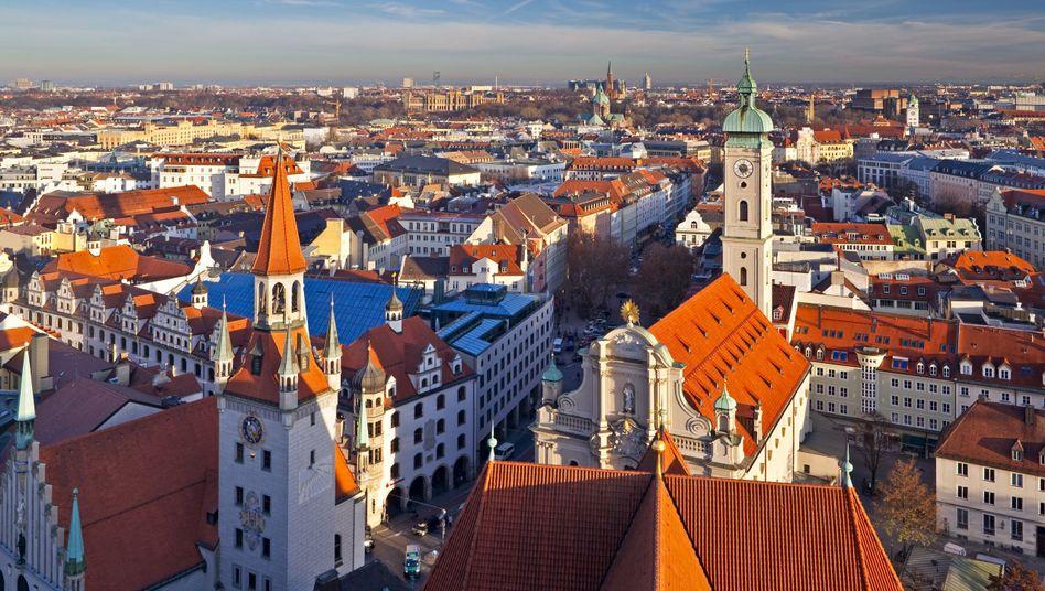 München: Mit Immobilien lässt sich das Vermögen mehren