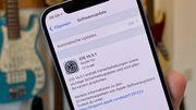 Apple veröffentlicht wichtige Sicherheits-Updates