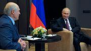 Russland unterstützt Lukaschenko mit neuem Millionenkredit