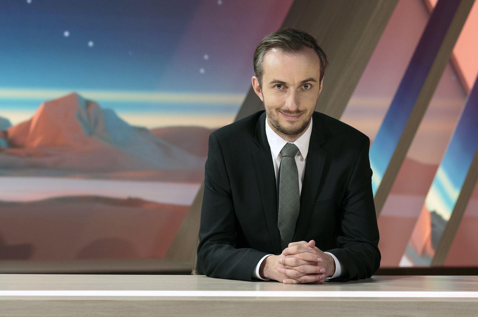 EINMALIGE VERWENDUNG TV/ NEO MAGAZIN ROYALE mit Jan Böhmermann