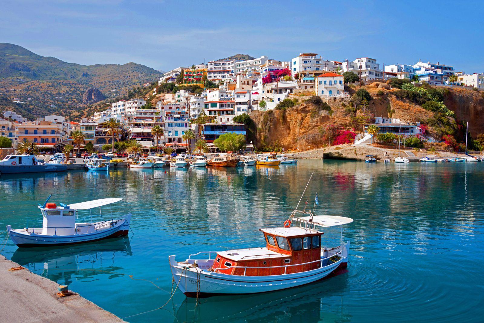 EINMALIGE VERWENDUNG Griechenland Immobilien Kreta