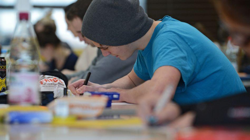 Schüler in Ravensburg: Deutsche Schüler rechnen vergleichsweise gut